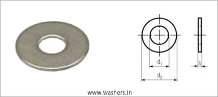 Din 1440 Plain Washers For Clevis Pins Washers