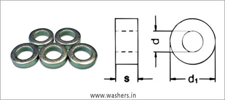 Din 7989 Flat Washers Washers Manufacturers India Spring
